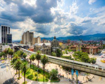 Medellin-City-Antioquia-Colombia